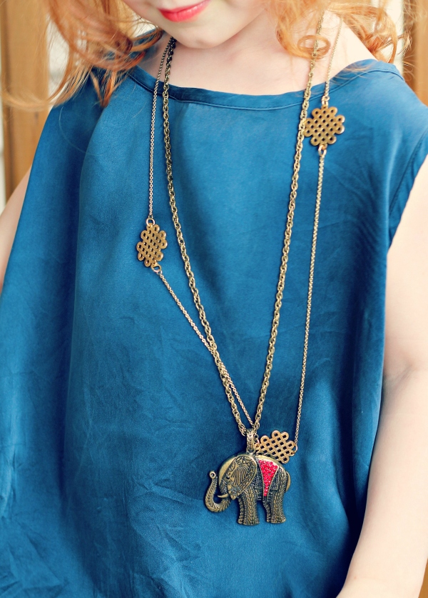 Layering Necklaces: Summer Style - Knocked Up Fabulous