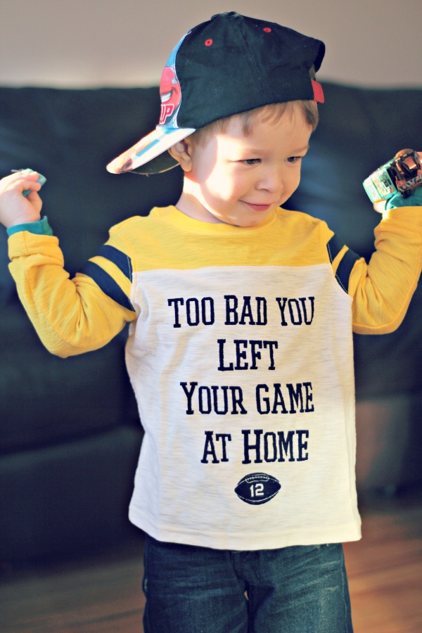 football star outfit from fabkids